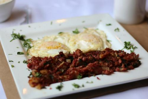 House-made Corned Beef Hash