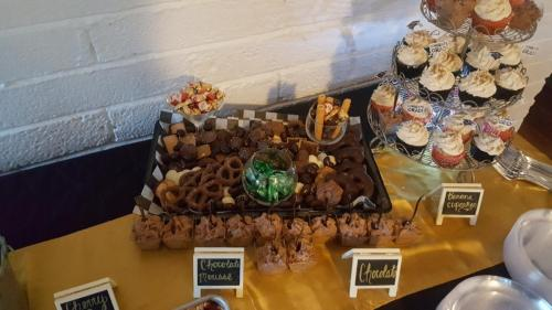 Finger Dessert Table- Catering