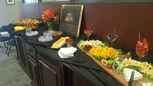 Appetizer Buffet- Catering